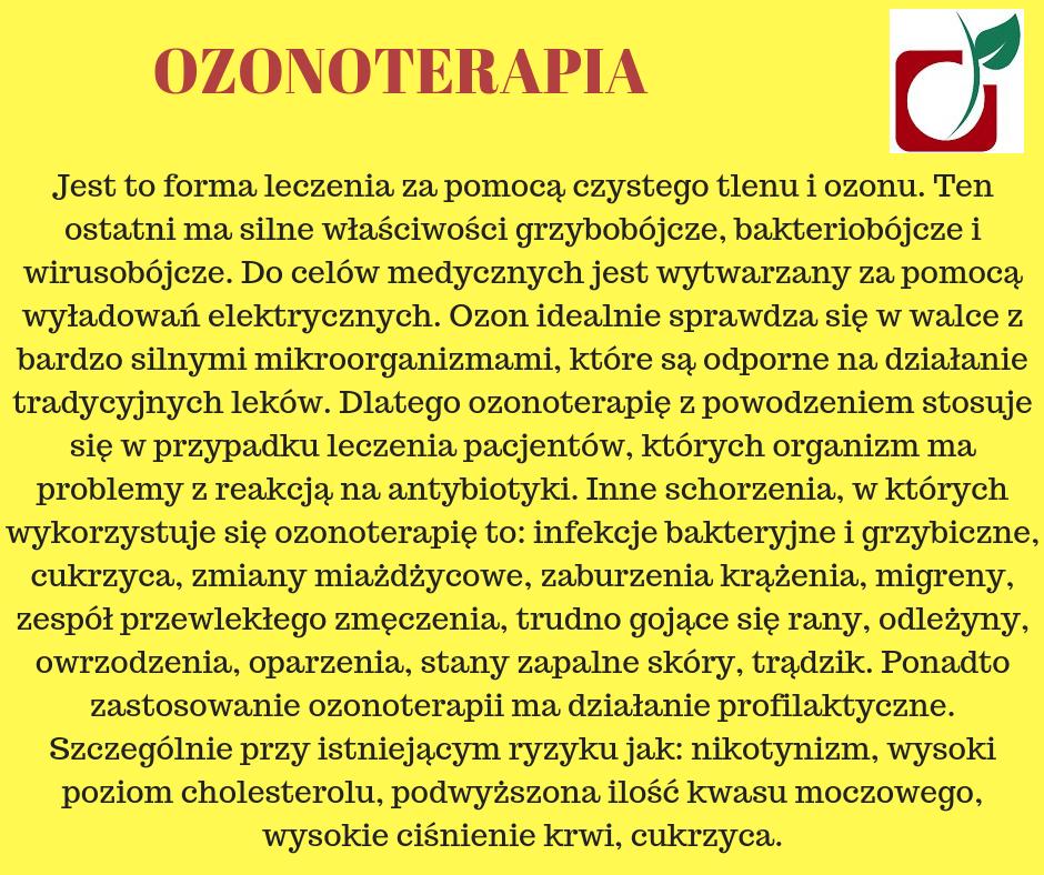 Ozonoterapia Opole