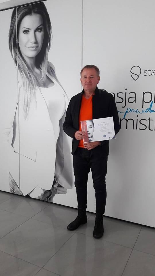 Podolog Sławomir Sokołowski